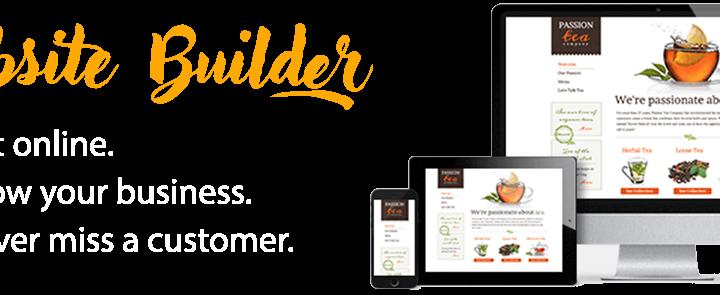 Easy Website Builder. Publish Tonight!